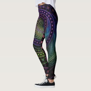 """""""Oz the Great and Powerful"""" leggings"""