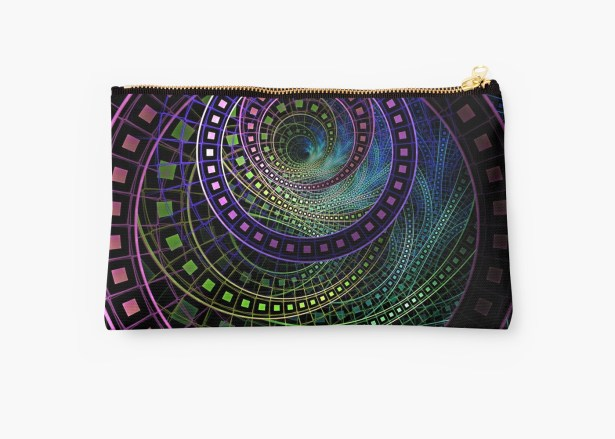 """""""Oz the Great and Powerful"""" studio pouch"""