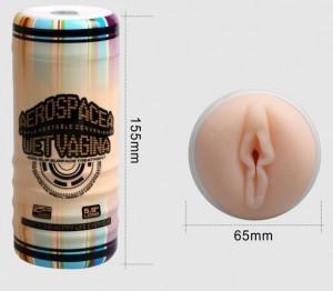 Aerospace wet vagina alat bantu sex pria
