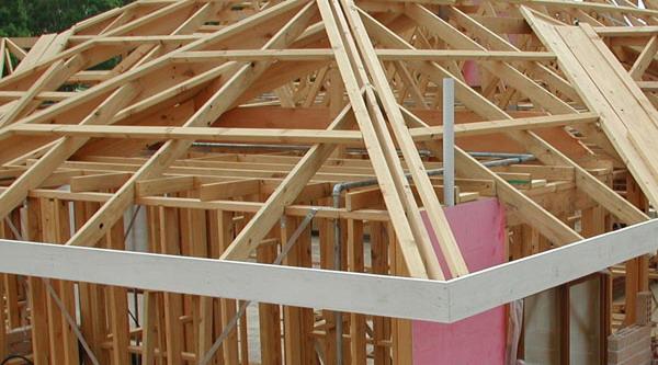 contoh rangka atap baja ringan minimalis bahan konstruksi jayawan