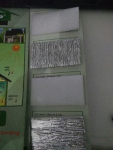 baja ringan ekspose alumunium foil | jayawan