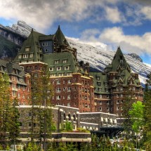 Canadian Grand Railway Hotels - Part 1 Vancouver Homes