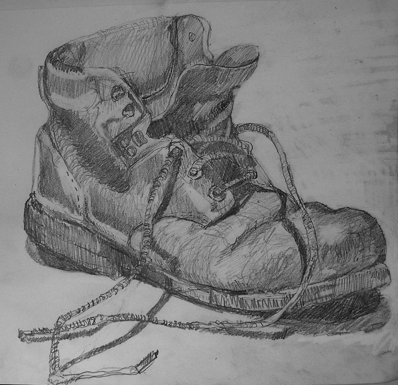 My Work Boot  Jay Bastian