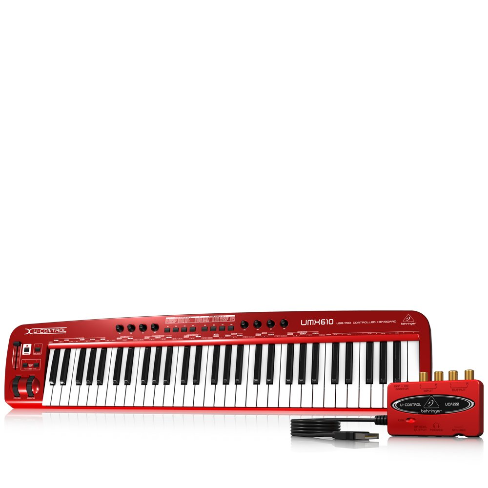 BIG USB MIDI KEYBOARD