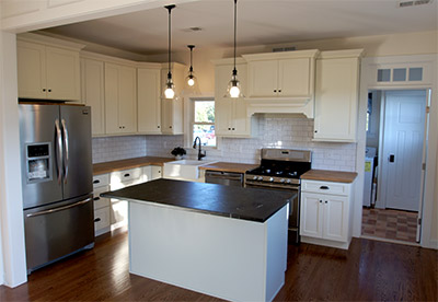 home builder kitchen remodeling New Jersey