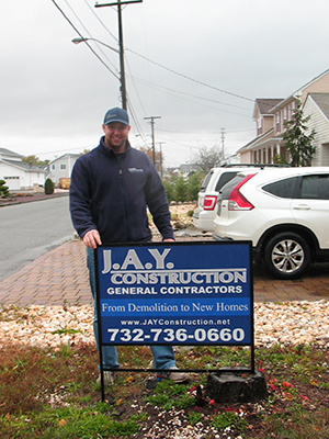 NJ construction home builder