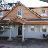 Add-a-level 2nd floor addition project expands living space in Forked River