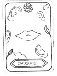 Dialogue, by Unknown Inspired by 'Temperance'