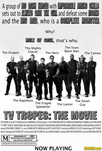TV Tropes: The Movie