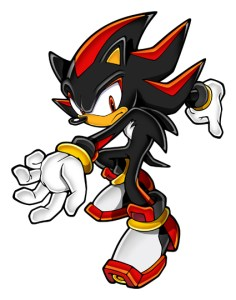 Meet Shadow the Hedgehog, Maria's father. He leads the faction of Chaos, and possesses a Calling in the Mind class.