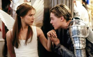 Leonardo DiCaprio and Claire Danes (Romeo + Juliet, 1996)