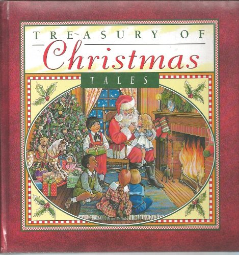 Off The Bookshelf: Treasury of Christmas Tales