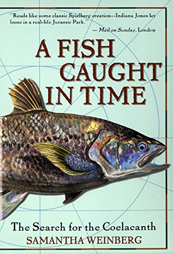 Off The Bookshelf: A Fish Caught in Time - The Search for the Coelacanth