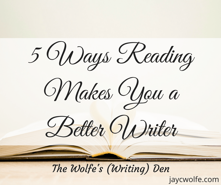 5 Ways Reading Makes You a Better Writer