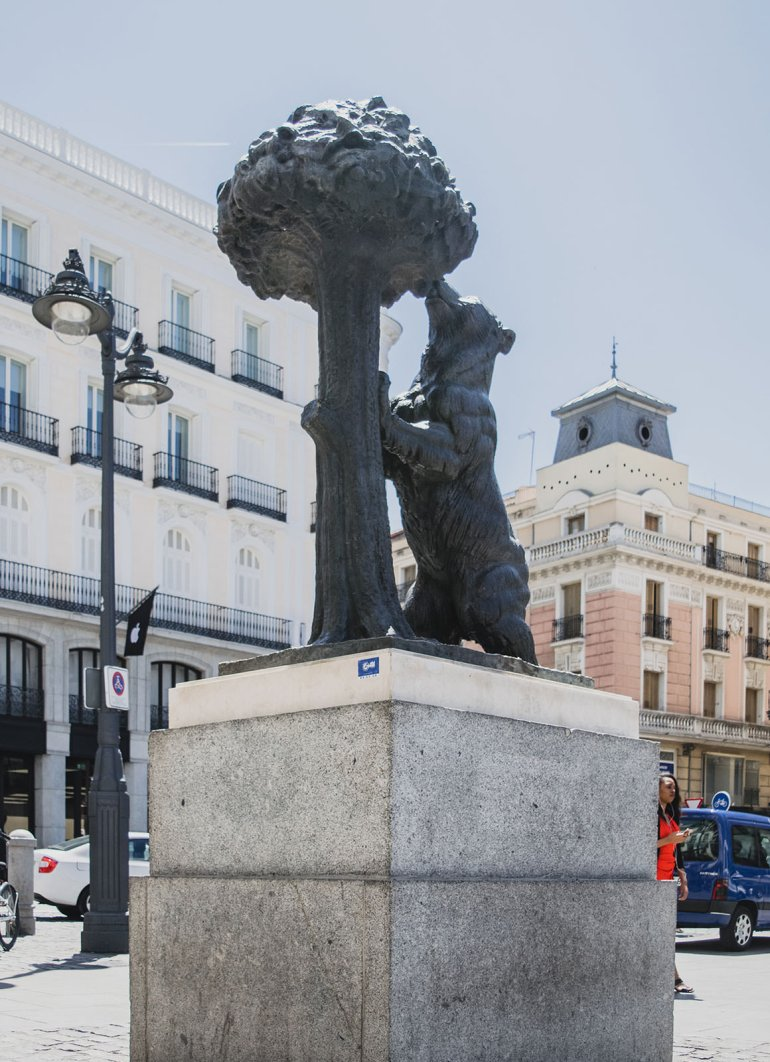 Relaxed One Day Itinerary for Madrid - Bear and the Strawberry Tre
