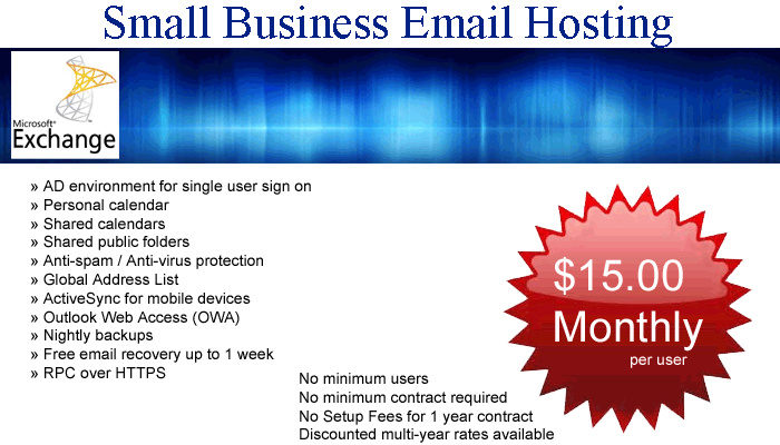 Small Business Email Hosting  Best Email Hosting
