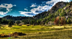 Mountain Landscapes HDR