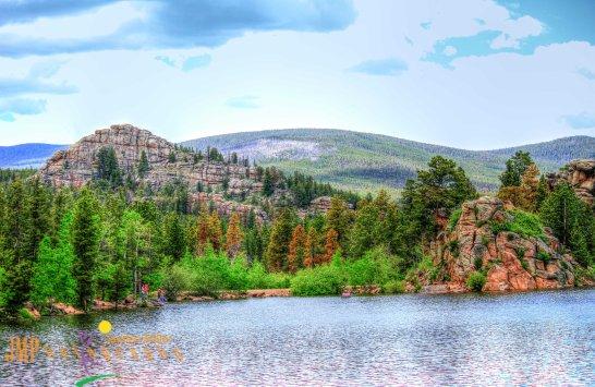 Mountains of Northern Colorado
