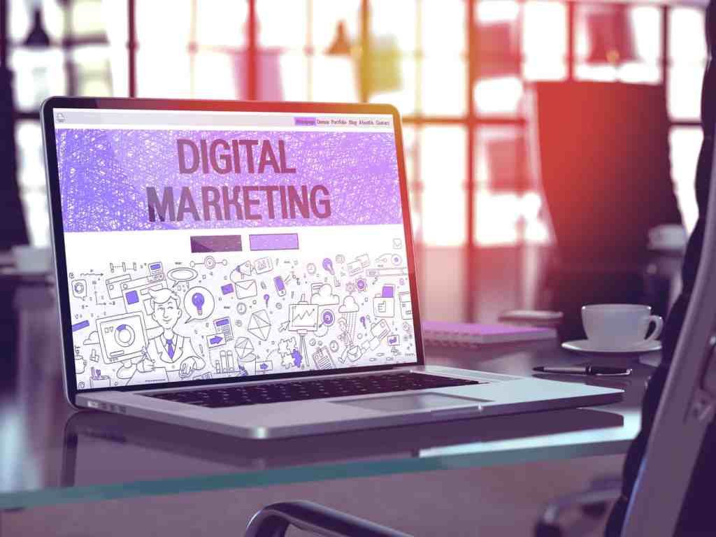 Digital Marketing Consultancy