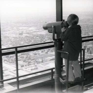 Atop the Sears Tower