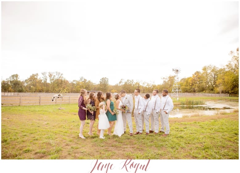 rustic wedding photos in NJ