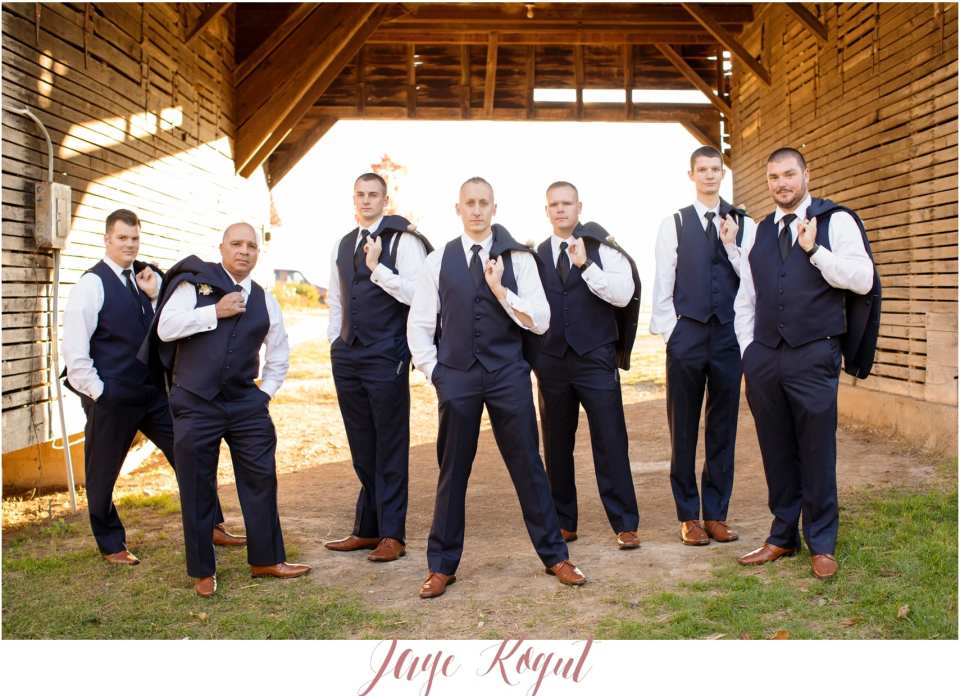 vintage groomsmen photos, barn wedding in MD, Maryland weddings