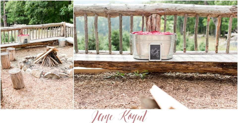 rustic wedding details, rustic wedding photography, smores stations