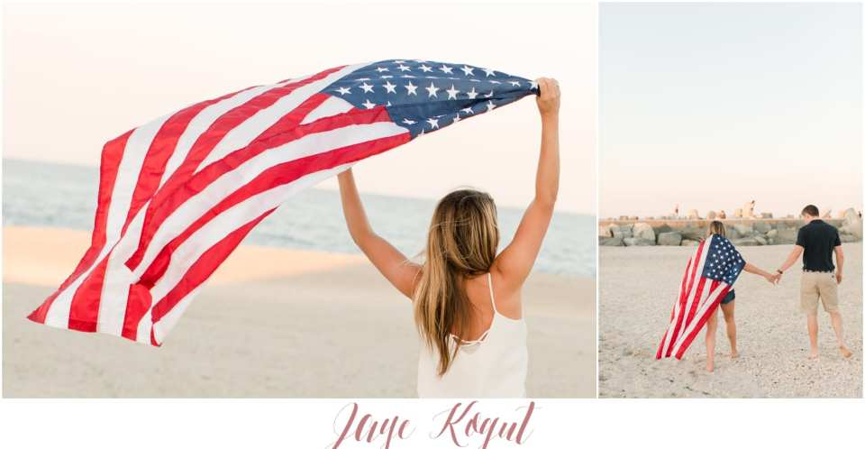 point pleasant beach photos, engagement photos at the jersey shore