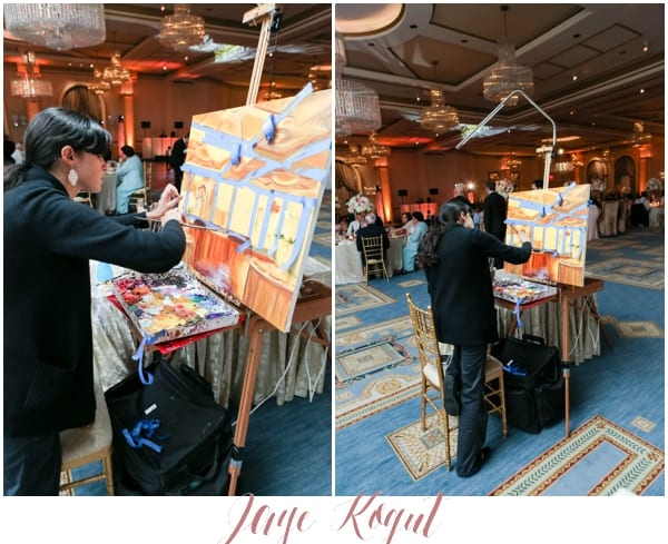 katherine gressel live wedding painter