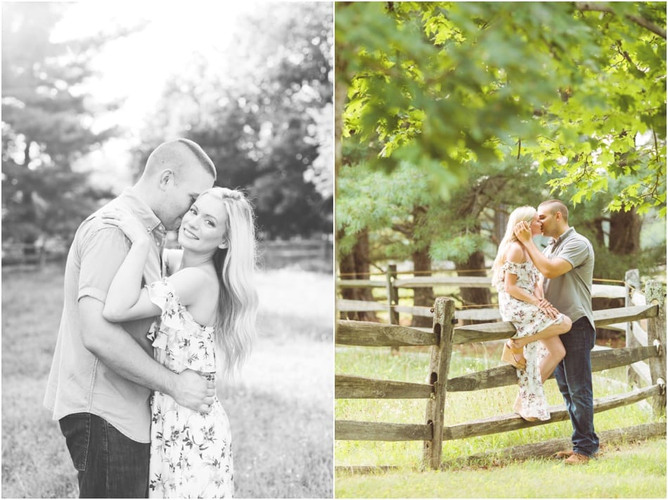katelyn james wedding photography, NJ wedding photographers, New Jersey Horse Farm Engagement Photos