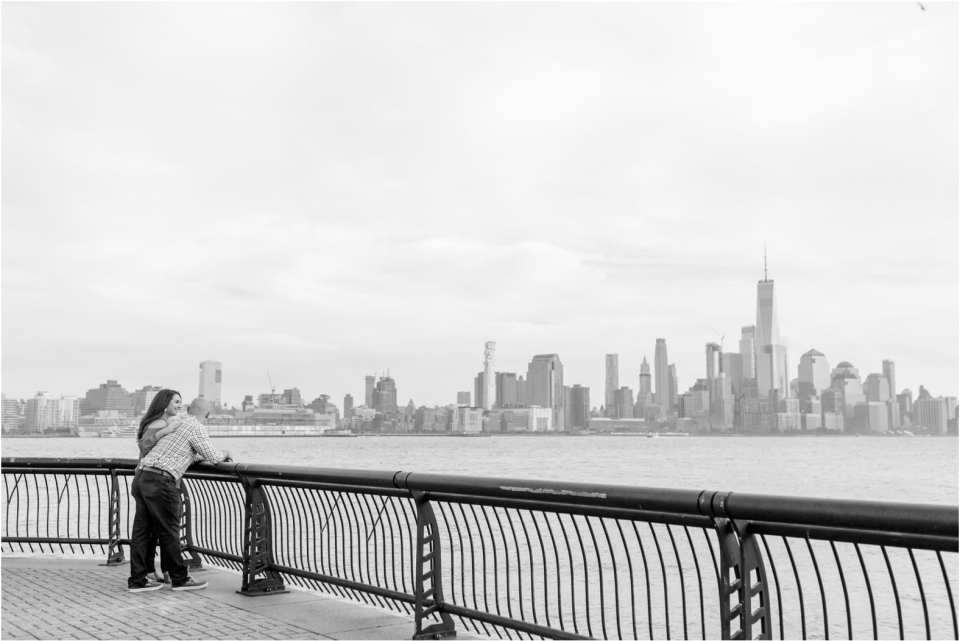 hoboken engagement ideas, hoboken photos