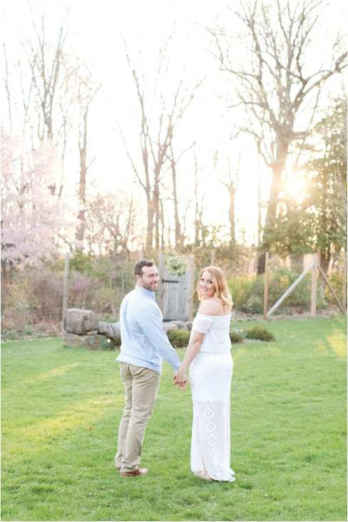 natural light engagement photographers in NJ, New Jersey wedding photographers
