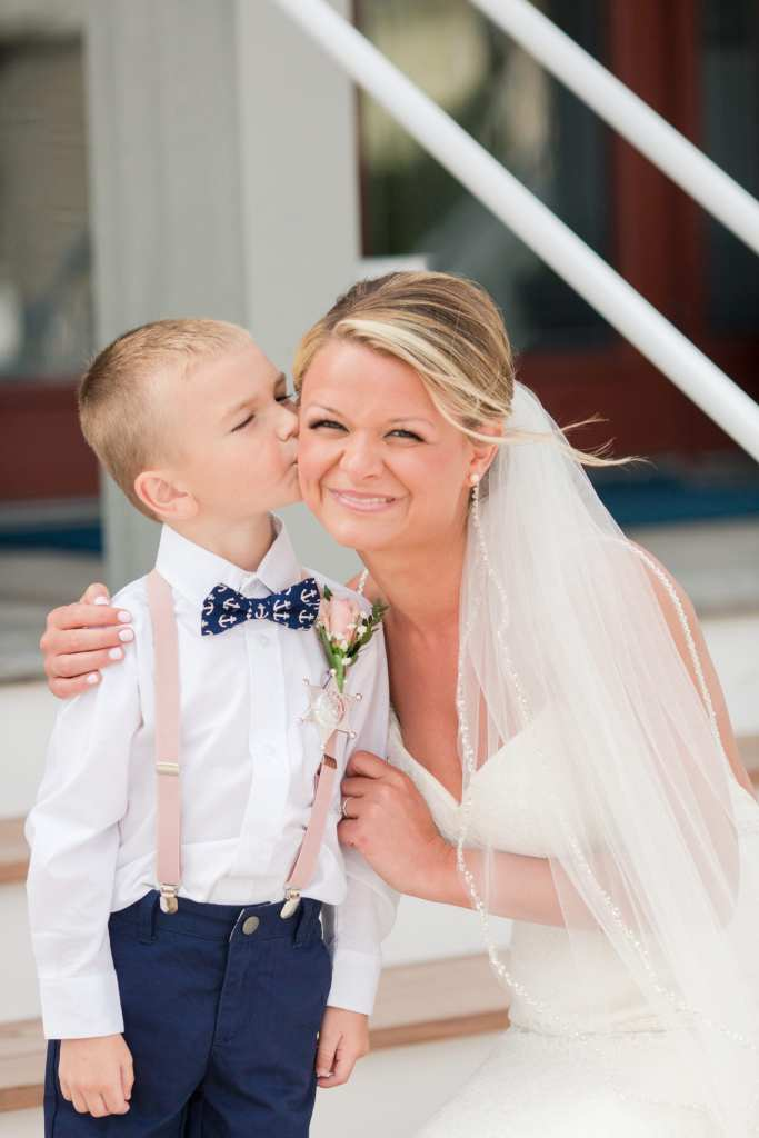 sweet ring bearer photo, NJ wedding photographer, new jersey wedding photographer