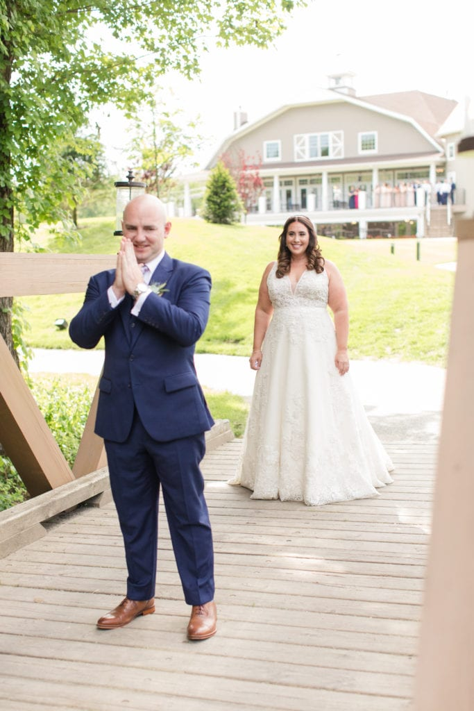 first looks at bear brook valley wedding venue