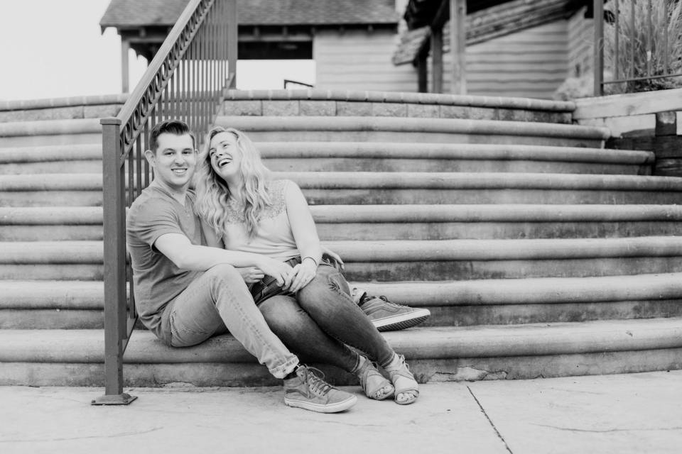 Laurita Winery engagement photos, black and white engagement photos, NJ wedding photographer