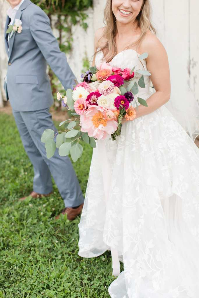 Updike Farmstead wedding, hailey paige wedding gown
