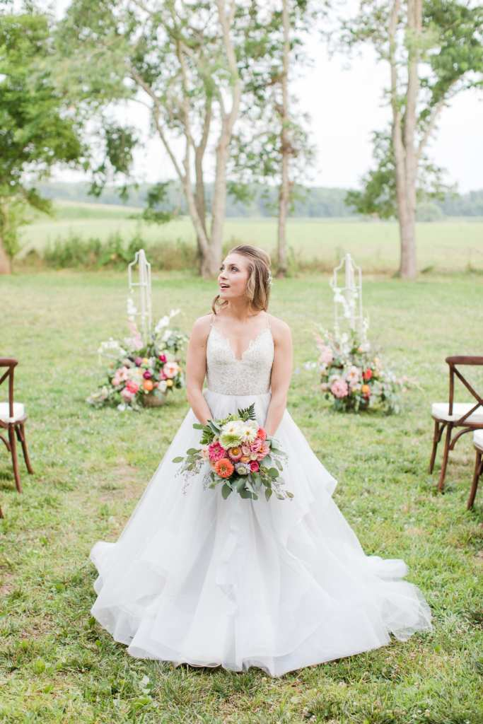 Hayley Paige Bridal, Updike Farmstead wedding, Updike wedding, NJ wedding, rustic wedding ceremony, outdoor rustic wedding ceremony, Princeton wedding photos, rustic Princeton wedding