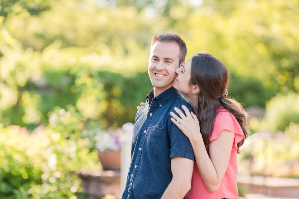 Central New Jersey engagement session