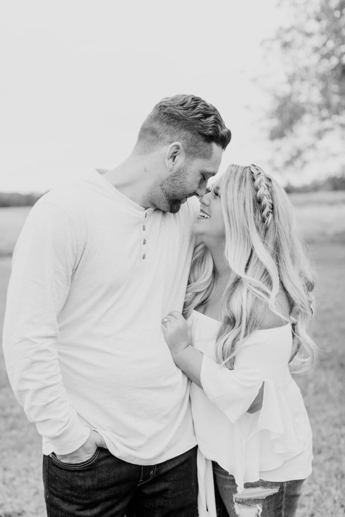 Updike Farmstead, Princeton engagement photos, black and white engagement photos