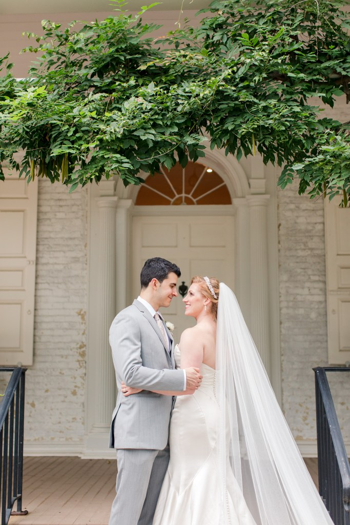 couple photo, Morven Museum, Princeton NJ weddings, New Jersey wedding photographer