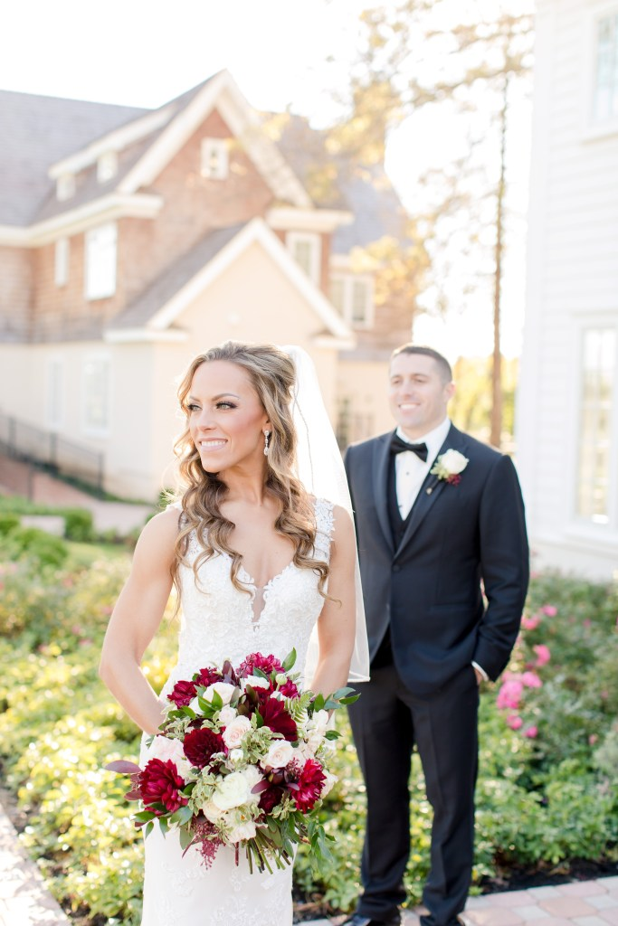 bride and groom photo, NJ wedding photographer
