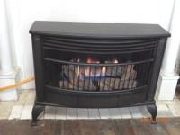 Procom Vent Free Natural Gas Propane Lp Fireplace Stove ...