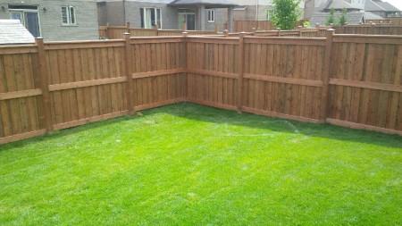 Strongest Wood Fence Design