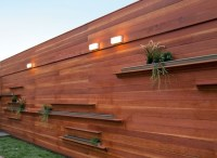 Privacy Fence Designs  40+ Super Private Fence Ideas ...