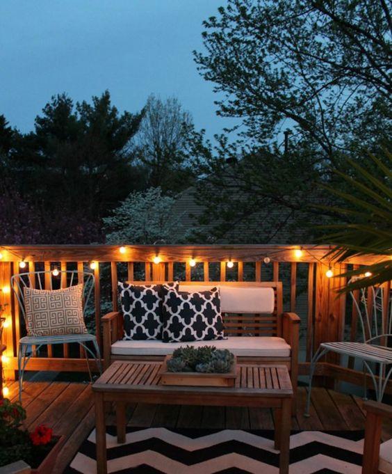 5 best deck lighting ideas jay fencing