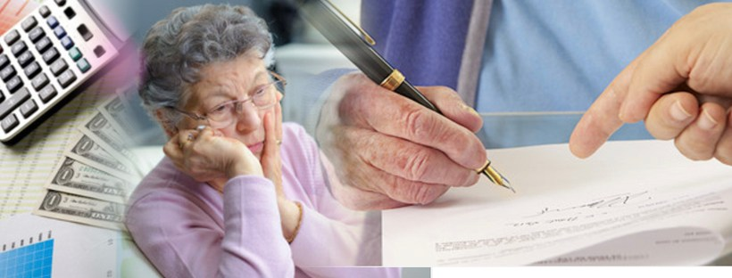 Elder abuse, Probate estate and litigation