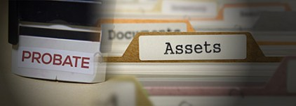 Probate administration of assets