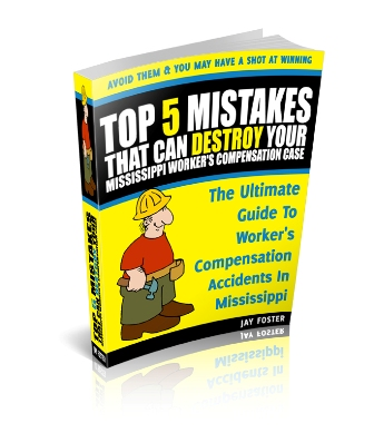 MS Workers Comp Lawyer – FREE Book BEFORE You Hire A Lawyer