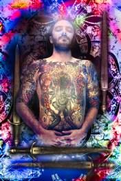 Meditation - The Four of Swords