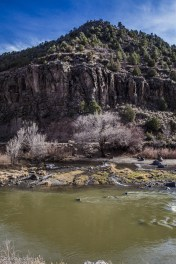 John Dunn Bridge, Arroyo Hondo, NM IX